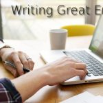 Writing great email copy