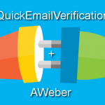 QuickEmailVerification-AWeber-integration