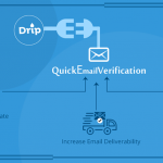 Drip Integration with QuickEmailVerification