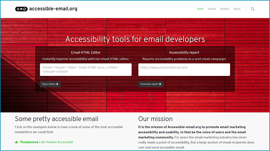 AccessibleEmail
