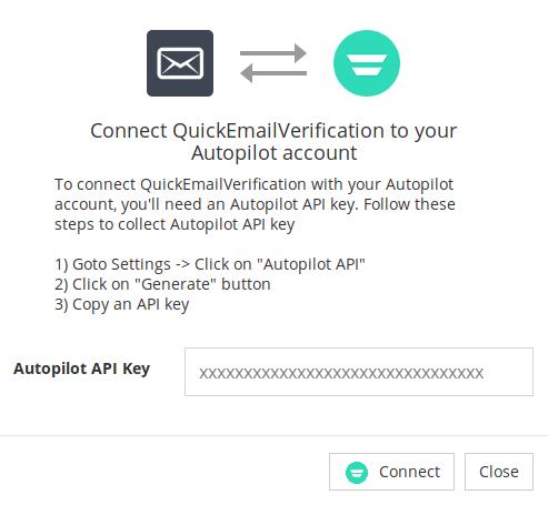 Connect with Autopilot