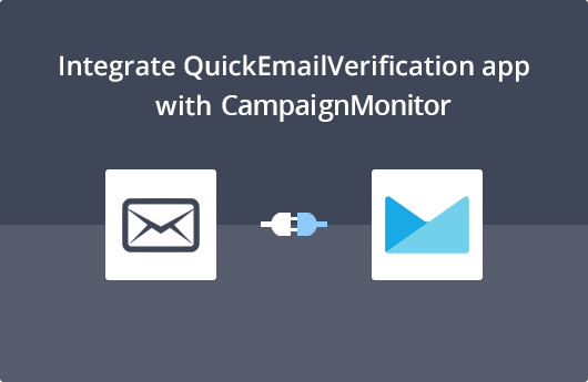 CampaignMonitor Integration