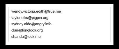 Plain text file