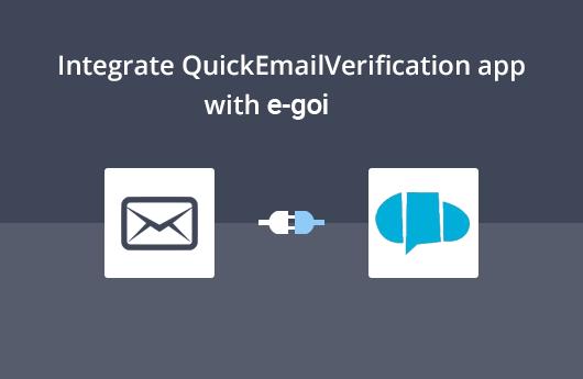 E-goi Integration