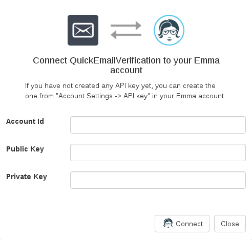 Connect with Emma