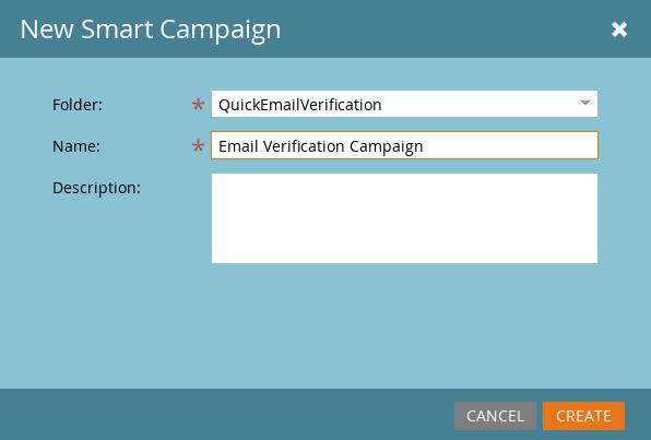 New Smart Campaign