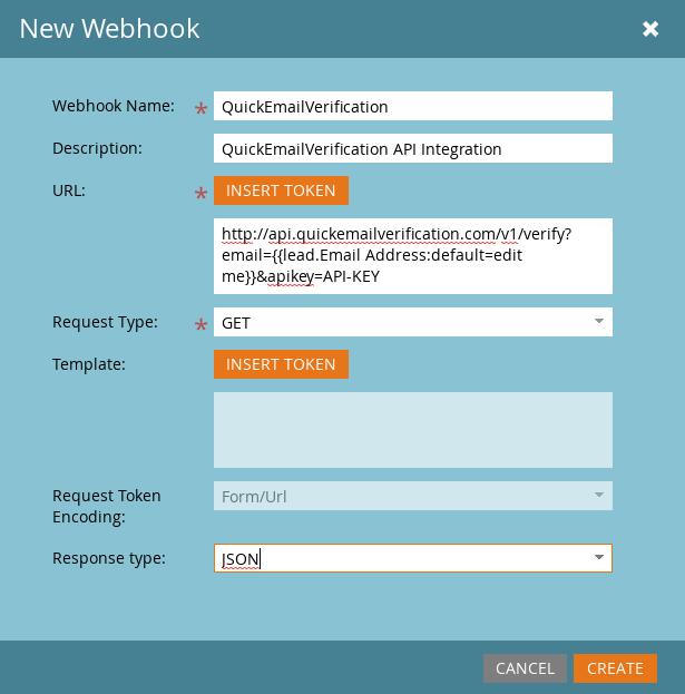 New Webhooks