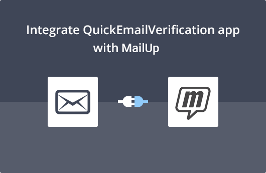 MailUp Integration