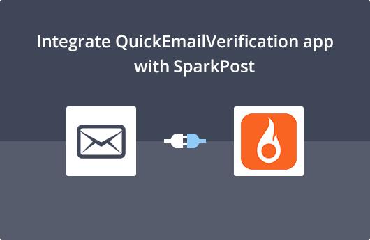 SparkPost Integration