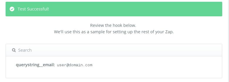Webhook Test